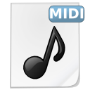 Mimetypes-midi-icon